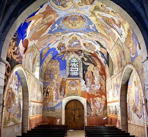 Chapelle de Treize Pierres Villefranche-de-Rouergue (Вильфранш-де-Руэрг), Франция - путеводитель