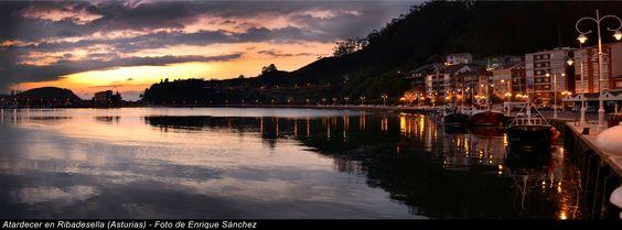 Ribadesella (Asturias). Foto de Enrique Sánchez.