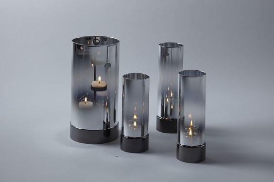 windlichtglas lichtermeer teelicht zylinder lichtermeer