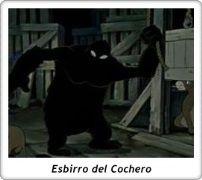 Esbirro del Cochero / The Coachman's goon / Pinocho / Pinocchio / 1940