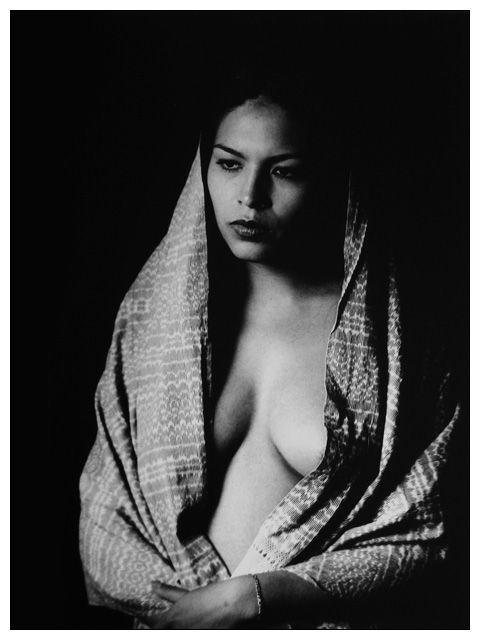vestidosdesgarrados: Mujer con rebozo by ~germanmunozg