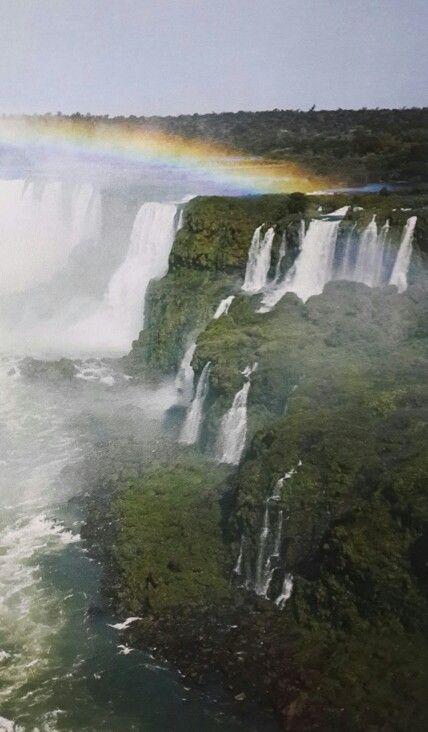 Cataratas do Iguaçu, Foz do Iguaçu,  Paraná.