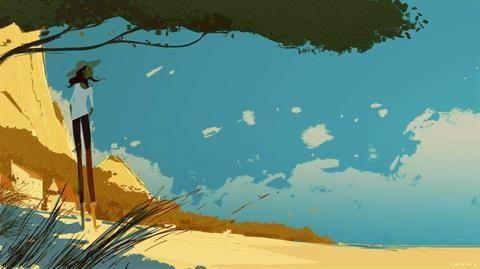 چت اورداپ Pascal Campion Art Illustration Artists