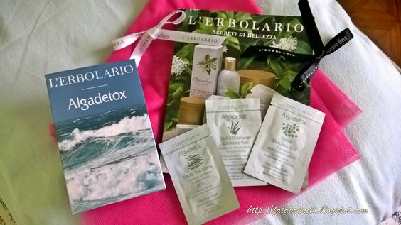 L'Erbolaro Algadetox-review