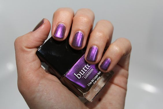 butter LONDON Buckie
