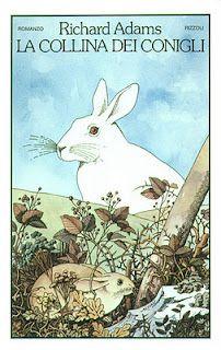 John Alcorn - se hai letto la collina dei conigli, probabilmente aveva la copertina di Richard Adams.