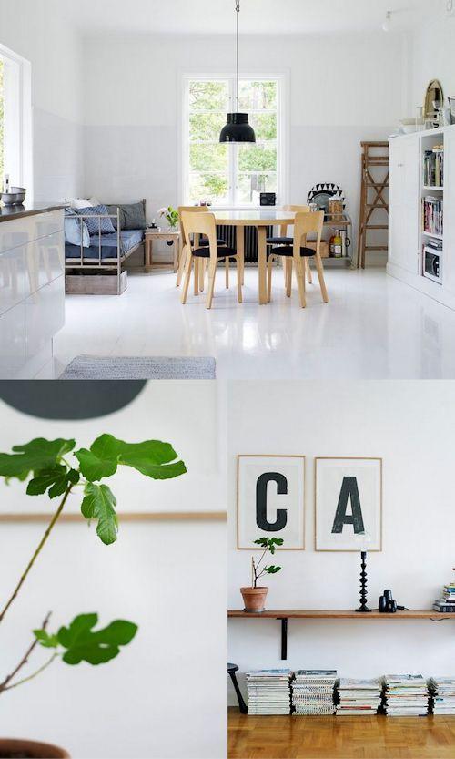 Interiores estilo nordico