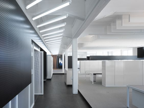 Work Place of JoussenKarliczek (Photography by Zooey Braun)
