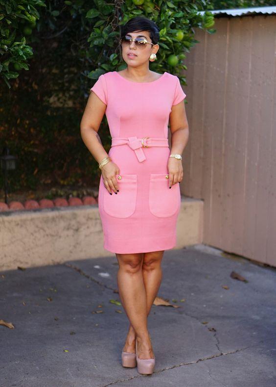 Rosa Kleid Kombinieren Welche Schuhe Passen Zu Rosa Kleid Colection201 De Rosa Kleid Strickkleid Modestil