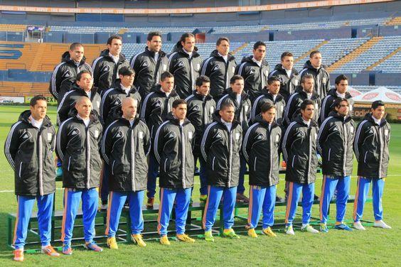 Foto Oficial Clausura 2013