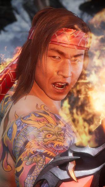 Liu Kang Mortal Kombat 11 4k 3840x2160 Wallpaper Mortal Kombat Liu Kang Mortal Kombat Characters