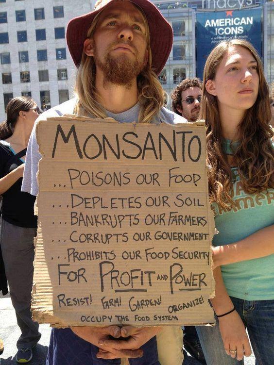 Monsanto is evil