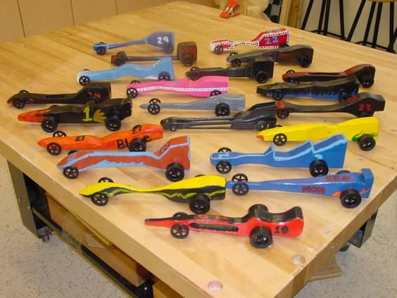 One Month Down The Road Zoom Racers Was Sold Co2 Cars Were Cool