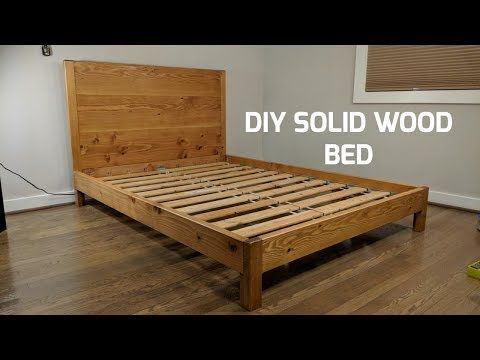 Looking To Save By Building Your Own Bed Frame Check Out Over 200 Well Organized Easy Tutorials That Wi Diy Wood