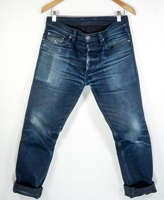 3sixteen ST-120x - 2 years & many washes