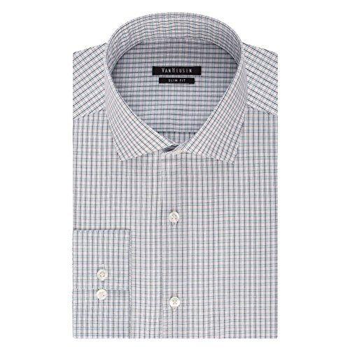 Van Heusen Slim-Fit Patterned Dress Shirt Size 16-1/2 (34... http://www.amazon.com/dp/B01EK6D9NY/ref=cm_sw_r_pi_dp_3H9fxb1M7PJEX