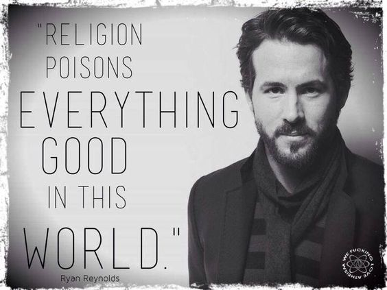 Ryan Reynolds! Didn't think it was possible to love him any more