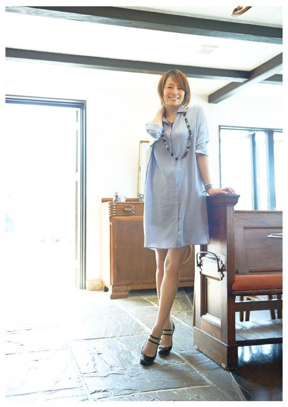 笑顔が最高の米倉涼子