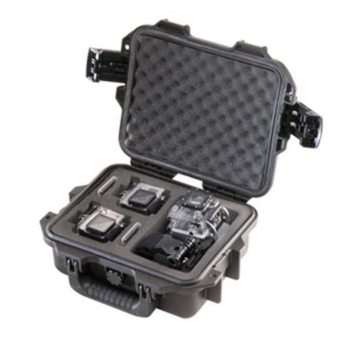 Pelican Storm Case IM2050 - Double GoPro Camera Case - Black