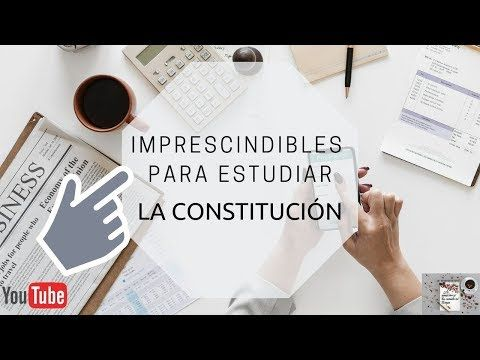 La Constitución Española De 1978 Material De Estudio Gratuito Disponible Para Descarga Directa En Pdf Oposiciones Y Der Constitucion Oposicion Leyes Derecho