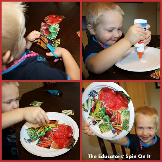 This week we ate a rainbow - craft, book, song, and more on this post!  How do you encourage your kids to eat healthy???????