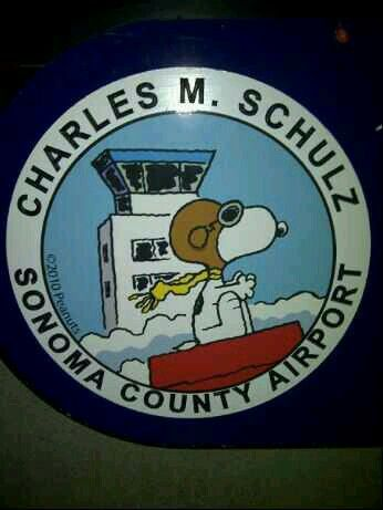 Charles Schulz Sonoma County Airport