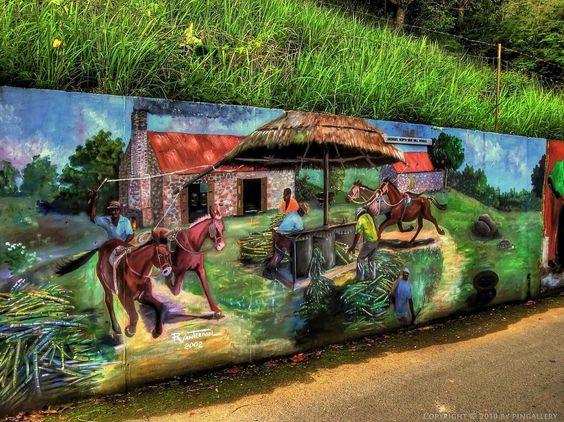 caribbean art