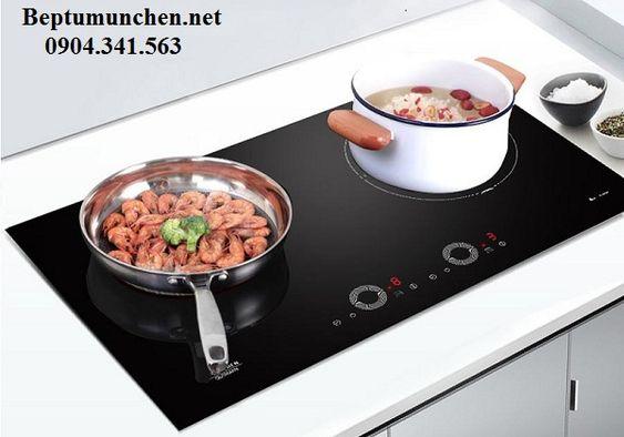 Vì sao bếp từ Munchen G60 BK lại bán chạy