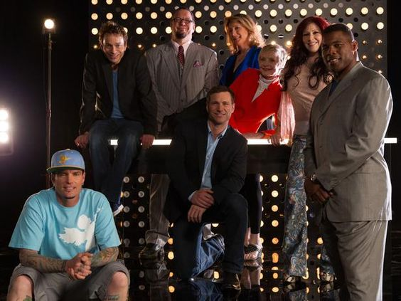 Get to know the all-star lineup of #RvG: Celebrity Cook-Off! Watch new episodes Mondays at 9p|8c.