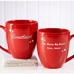 Romantic Nickname Personalized Coffee Mug