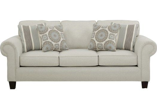 Pennington Sand Sleeper Sofa Rooms To Go Sofa Furniture Affordable Sofa Affordable Living Room Set