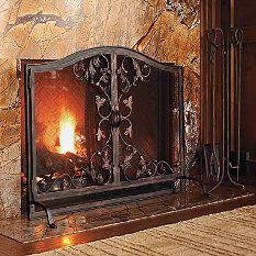Toscana Fireplace Screen