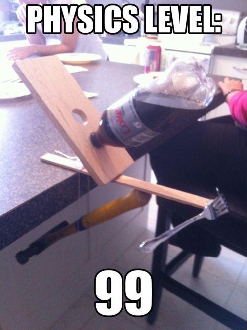 Physics level:  99