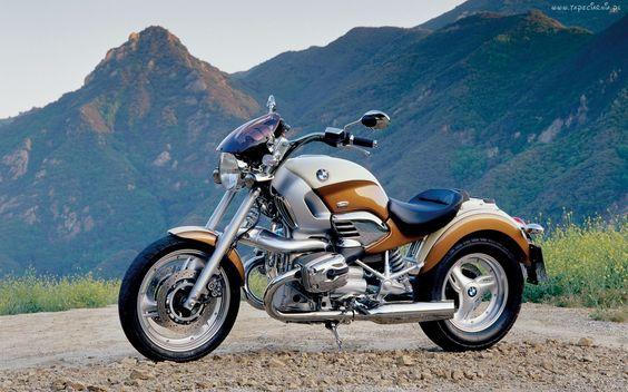 Motocykl, BMW