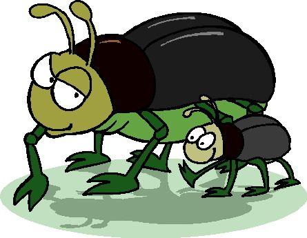 Escarabajo y Escararriba http://www.encuentos.com/cuentos-de-animales/escarabajo-y-escararriba/