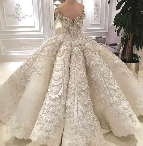 Maricar Reyes Wedding Dress