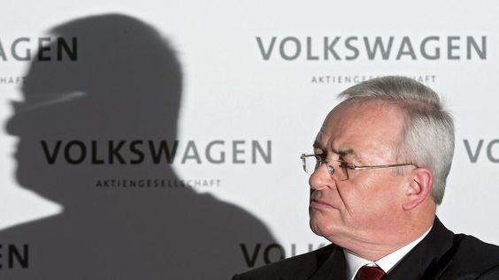 Verdacht der Marktmanipulation: Staatsanwälte ermitteln gegen Ex-VW-Chef Winterkorn