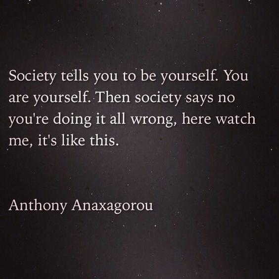 Anthony Anaxagorou: Poet & Writer
