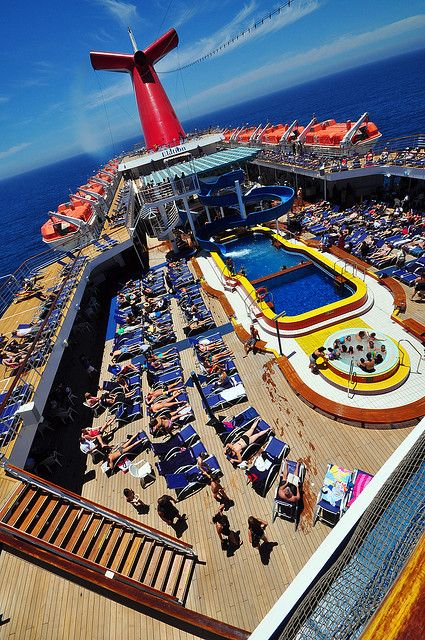 Carnival Elation ship picture ! HA already booked ! Now to get Mark on it !