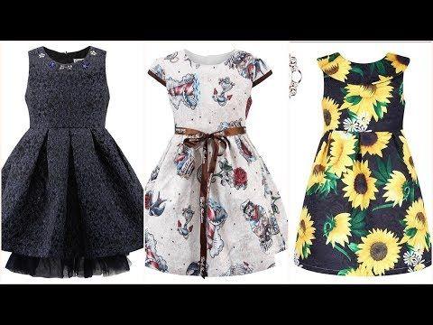 1 كولكشن فساتين بنات 2018 فساتين سهرة سورية للبنات الصغيرة فساتين اطفال بنات 2018 Youtube Dresses Summer Dresses Two Piece Skirt Set