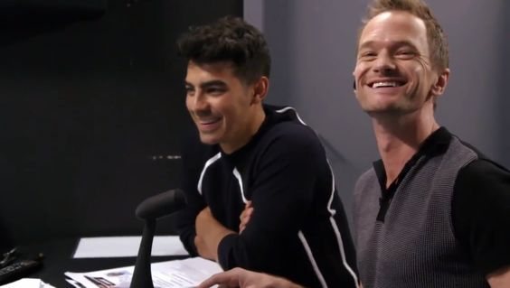 .@BritneySpears pranked some bodyguards with the help of @ActuallyNPH and @JoeJonas: http://on.mtv.com/1JpmJsj