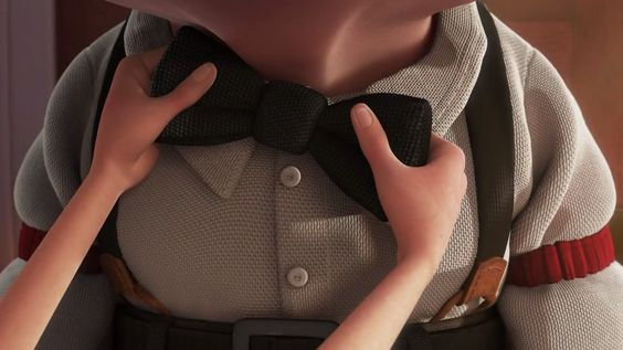 Trivia: CAN YOU GUESS THE DISNEY CHARACTER FROM THE BOW TIE?