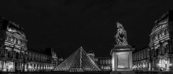 Le Louvre Variation10