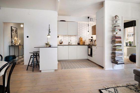 Combinar mobiliario de color negro   Decorar tu casa es facilisimo.com
