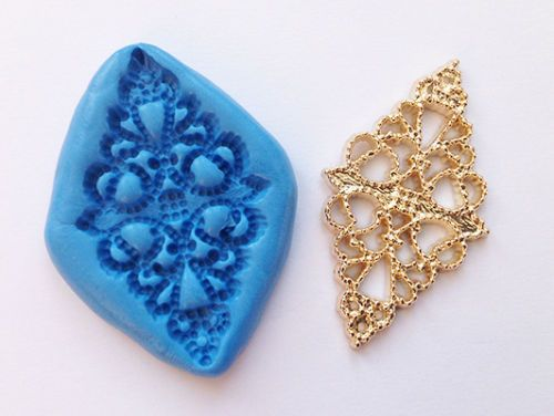 New Vintage, Victorian Brooch 2 Silicone Mould | eBay