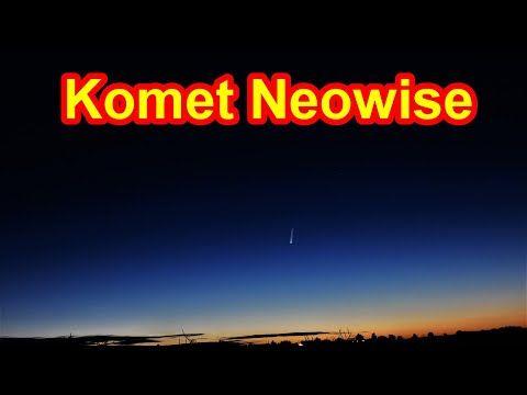 Komet Neowise Beobachten Komet Neowise Ist Sichtbar Zu Sehen Sichtbarkeit In Deutschland Youtube In 2020 Astronomie Beobachten Astronomisch