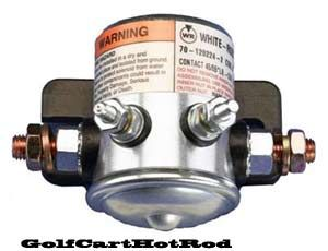How To Test Solenoid On EZGO Golf Cart Electric Cart Fan