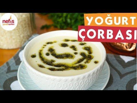 Tam Kivaminda Yogurt Corbasi Nasil Yapilir Nefis Yemek Tarifleri Youtube Yemek Tarifleri Etli Yemek Tarifleri Yemek