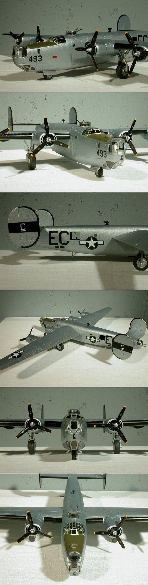 Consolidated B-24J Liberator | Academy 1:72 scale