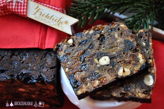 Ein gelingsicheres Rezept für das perfekte Früchtebrot. Ein Genuss in der Adventszeit! Mein Beitrag zum kulinarischen Adventskalender von www.Kochtopf.me